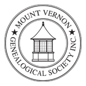 Mount Vernon Genealogical Society - Founded 1991